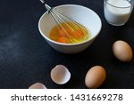 Ingredients For Omelette  Fres...