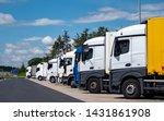 Panorama Logistics Truck At The ...
