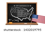 happy independence day. words... | Shutterstock .eps vector #1432019795