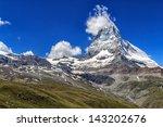 european alps  matterhorn   Shutterstock . vector #143202676