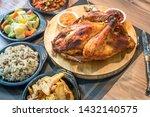 Rotisserie Roasted Chicken  ...