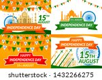 set of web banners for... | Shutterstock .eps vector #1432266275