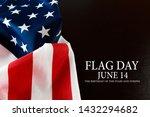 happy american flag day... | Shutterstock . vector #1432294682