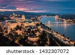 Budapest Hungary   Aerial...