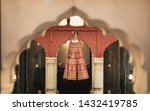 pakistani indian bridal wedding ... | Shutterstock . vector #1432419785