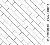 parquet pattern seamless...   Shutterstock .eps vector #1432458845