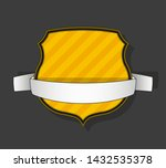 protect guard shield banner... | Shutterstock .eps vector #1432535378