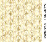 art deco seamless pattern  ... | Shutterstock . vector #1432930592