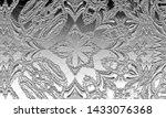 black and white horizontal... | Shutterstock . vector #1433076368