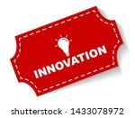 red vector illustration banner... | Shutterstock .eps vector #1433078972