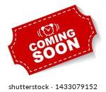red vector illustration banner... | Shutterstock .eps vector #1433079152
