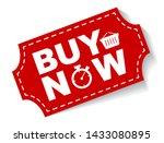 red vector illustration banner... | Shutterstock .eps vector #1433080895