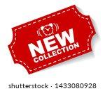 red vector illustration banner... | Shutterstock .eps vector #1433080928