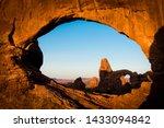 North Window Arch  Arches...