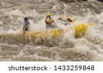 Whitewater Rafting On The...