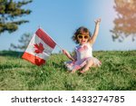 portrait of adorable cute... | Shutterstock . vector #1433274785