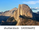 Half Dome  Yosemite National...