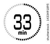 the 33 minutes countdown timer...