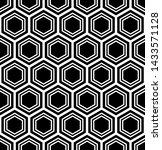 vector seamless texture. modern ... | Shutterstock .eps vector #1433571128