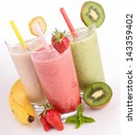 smoothies | Shutterstock . vector #143359402