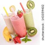 smoothies   Shutterstock . vector #143359402