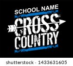 Distressed School Cross Countr...