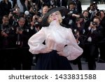 cannes  france   may 21  elle... | Shutterstock . vector #1433831588