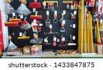 donostia san sebastian  basque ... | Shutterstock . vector #1433847875