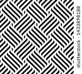 vector seamless texture. modern ... | Shutterstock .eps vector #1433898188