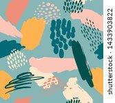 abstract artistic seamless... | Shutterstock .eps vector #1433903822