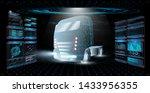 autonomous smart truck....