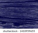 art stylized blue texture... | Shutterstock . vector #1433959655