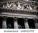 new york city   december 27 ... | Shutterstock . vector #143413792