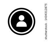 user profile symbol icon vector ...