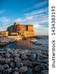 The Castel Dell'ovo...