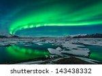 Spectacular Auroral Display...