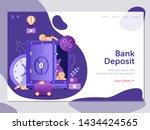 banking term deposit landing...