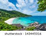 Similan Island  Andaman Sea ...