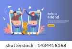 refer a friend affiliate...