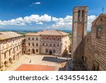 Montepulciano  A Medieval And...