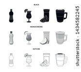 vector illustration of drink...   Shutterstock .eps vector #1434582245