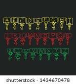 modern typography t shirt... | Shutterstock .eps vector #1434670478