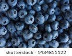Fresh Blueberry Background....