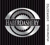 haberdashery silver emblem or... | Shutterstock .eps vector #1434920702