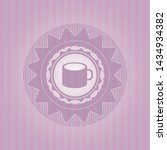 coffee cup icon inside vintage... | Shutterstock .eps vector #1434934382