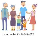 family | Shutterstock . vector #143494222
