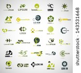 business icons set   isolated... | Shutterstock .eps vector #143531668