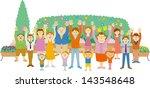 gardening | Shutterstock . vector #143548648