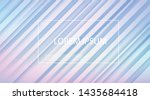 colorful stripes background... | Shutterstock .eps vector #1435684418
