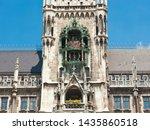 new town hall  neues rathaus ....   Shutterstock . vector #1435860518